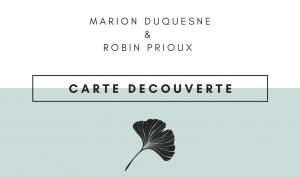 Robin Prioux, Guérande, Épikinergy, Carte découverte, Kinésiologie, soins énergétiques, Marion Duquesne